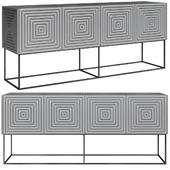 Tiberio Cabinet Cornix - Property Furniture