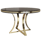 Hammary Barrow Round Cocktail Table