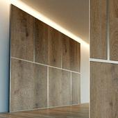 Стеновая панель из дерева. Декоративная стена. 38