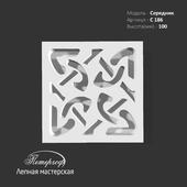 Serednik S186 Peterhof - stucco workshop