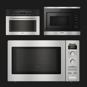Miele Kitchen Microwaves
