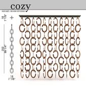 Porada_Cozy - Modular Room Divider