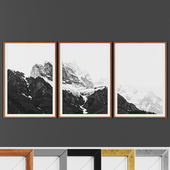 Picture frame set 00018-12
