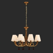 Mantra PAOLA Chandelier 6205 OM