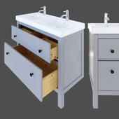 IKEA HEMNES wash basin