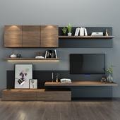TV shelf 45