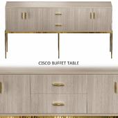 Cisco Buffet Table