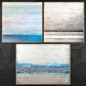 Paintings abstract | set 445
