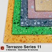 Terrazzo - Series 11 (5 Seamless Materials)