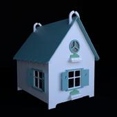 "Little Dollhouse ""Mint Marshmallow"""