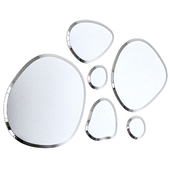 Hawaii Mirrors Composition by Cattelan Italia