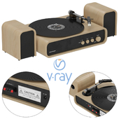 Crosley GIG Vinyl Player