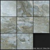 Yurtbay Seramik Key Stone Blue 330x330