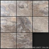 Yurtbay Seramik Key Stone Gray 330x330