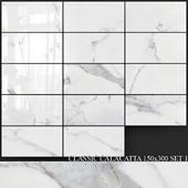 Yurtbay Seramik Classic Calacatta 150x300 Set 1