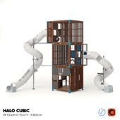 LAPPSET. HALO CUBIC