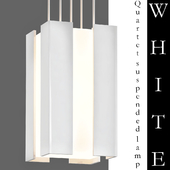 Quartet_suspended_lamp WHITE
