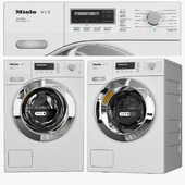 Miele_WTF130_WPM washing machine