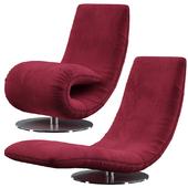 Кресло-кушетка Ricciolo