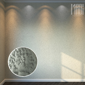 Decorative Plaster 031 - 8K Material