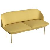 Oslo 2 Seater Sofa