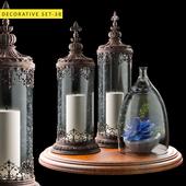 decorative set 38