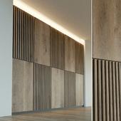 Стеновая панель из дерева. Декоративная стена. 46