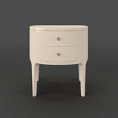 OM Bedside table Fratelli Barri ROMA