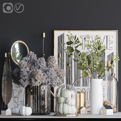 Autumn decorative set 6