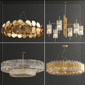 Collection chandeliers