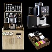 Coffe shop WMF 1500S +