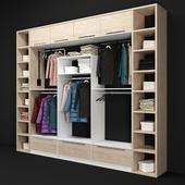 Гардеробный шкаф (Wardrobes)