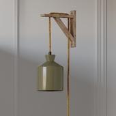 BHUTI Ceramic Pendant Lamp