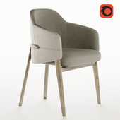 Piaval Trench Chair 104-12 / 5F