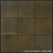 Grespania Coverlam Lava Marron 1000x1000