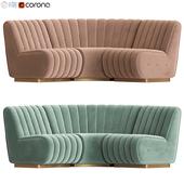 Sophia Sofa Essential Home Mid Century Furniture