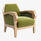 Anthroposophical Easy Chair by Felix Kayser