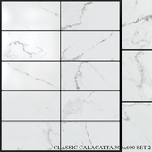 Yurtbay Seramik Classic Calacatta 300x600 Set 2