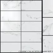 Yurtbay Seramik Classic Calacatta 300x600 Set 3