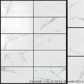 Yurtbay Seramik Classic Calacatta 300x600 Set 4