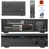Sony AV receiver STR-DH590 Audio System