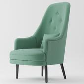 Hamilton conte isadora armchair