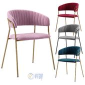 Bradex Home. Chair Turin (Rivera)