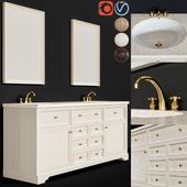 classic bathroom furniture 02
