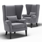 "Dantone | Armchair ""Bordeaux"""