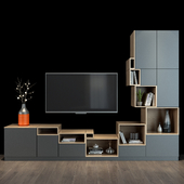 TV shelf 51