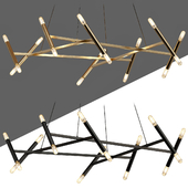 Jonathan browning chandelier