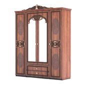 Шкаф для одежды Розалия КМК 0456.4