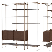 Shakedesign Bookcases No. 6