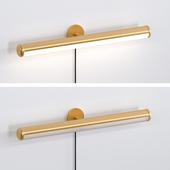 West Elm Light Rods LED Art Sconce